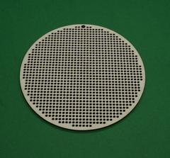 056-6679 Деревянная основа для вышивки, 100 мм