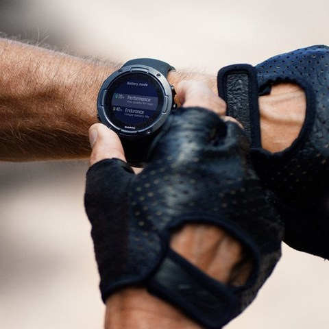 SUUNTO 5 - All Black