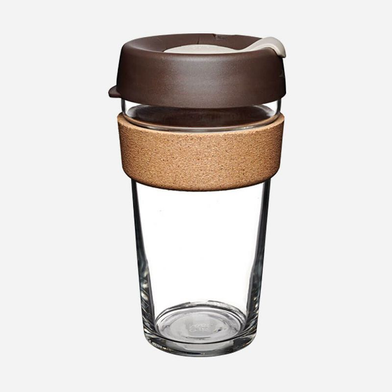 Кружка KeepCup Brew - Cork Edition 16oz (450мл) Almond