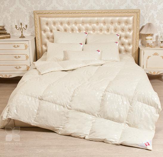 Пуховые Одеяло Камелия Пух 1 категории Легкое одеяло_камелия3.jpg