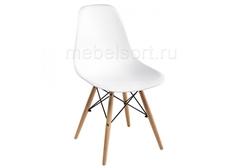 Стул деревянный Эймс (Eames) PC-015 white