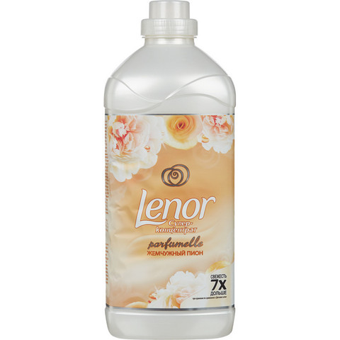 Кондиционер для белья LENOR конц. Жемчужный пион 1,8л