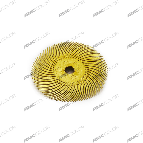 3М Зачистной круг Bristle RB-ZB P80 (желтый) 75мм