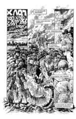 Черепашки-Ниндзя: Зима увядших душ. Альтернативная обложка для Starcon 2015