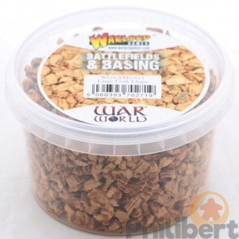 Large Cork Chips (500ml)