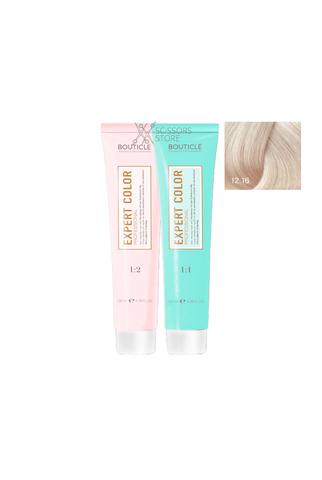 Expert Color Hair Color Cream 12/16 холодный перламутровый экстра блондин 100 мл