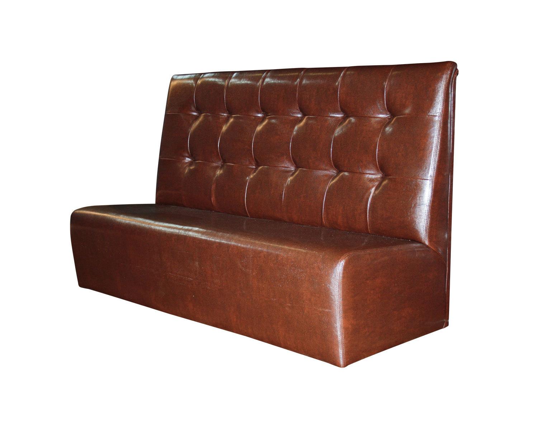 диван 2-местный Денвер-1000 с втяжками