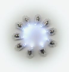 Светодиоды белого свечения, 10 шт.