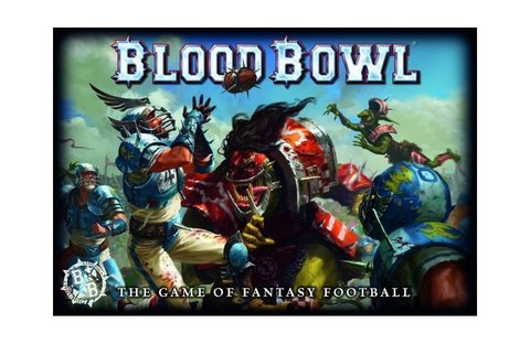 BLOOD BOWL (RUSSIAN) (2016 EDITION)