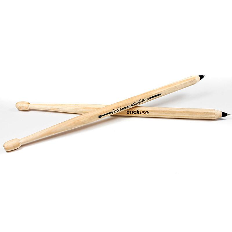 Ручки - барабанные палочки Drumstick 2 шт. чёрные Suck UK SK DRUMPEN2 | Купить в Москве, СПб и с доставкой по всей России | Интернет магазин www.Kitchen-Devices.ru
