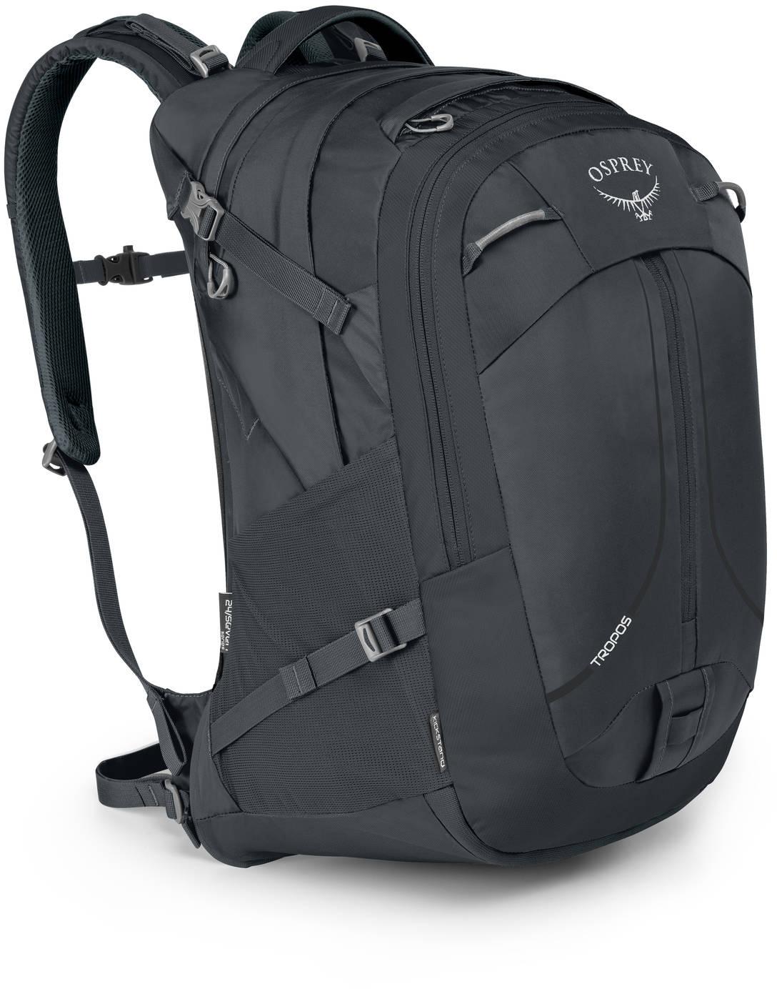 Городские рюкзаки Рюкзак Osprey Tropos 32 Anchor Grey Tropos_32_F18_Side_Anchor_Grey_web.jpg