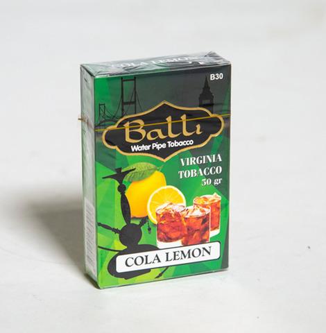 Табак Balli Cola Lemon 50 г