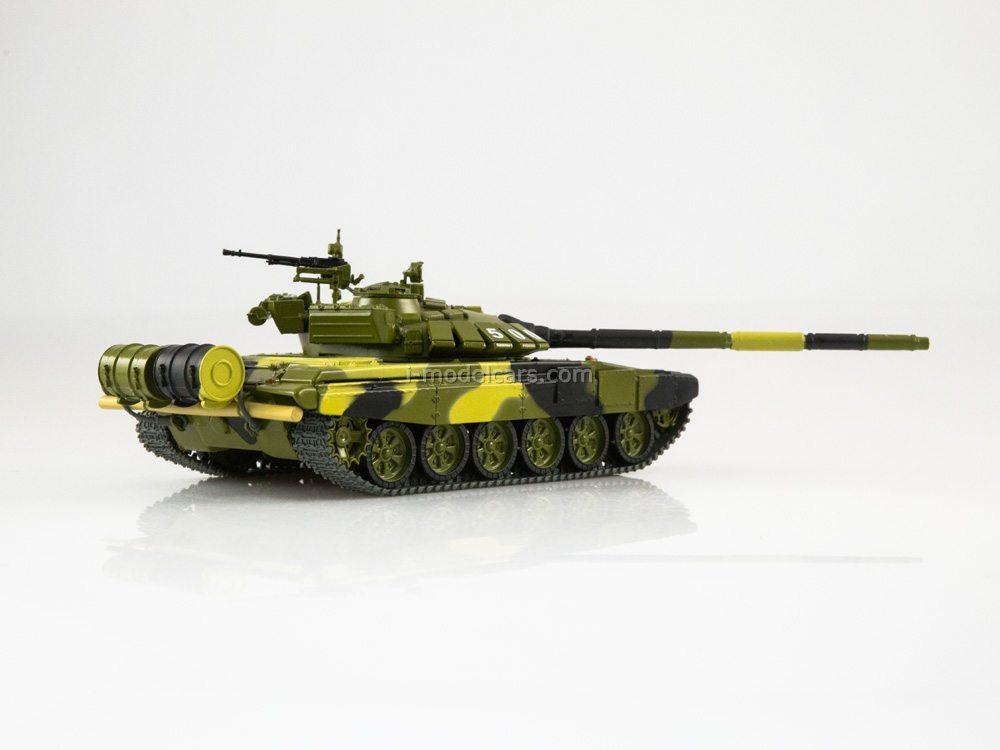 MODIMIO NT018 1:43 TANK T-72B3 OUR TANKS #18 USSR RUSSIAN TANK