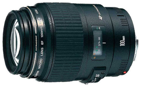 Canon EF 100mm f/2.8 Macro USM (JAPAN)