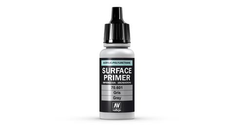 Surface Primer Grey 17 ml.