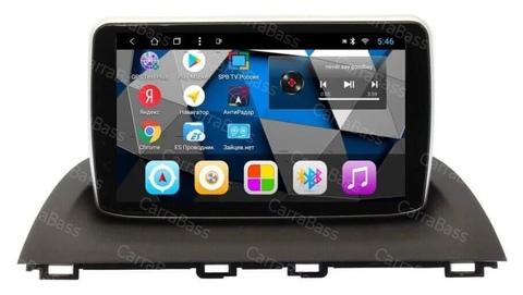 Магнитола для Mazda 3 (2014-2018) Android 8.1 модель CB3121T3