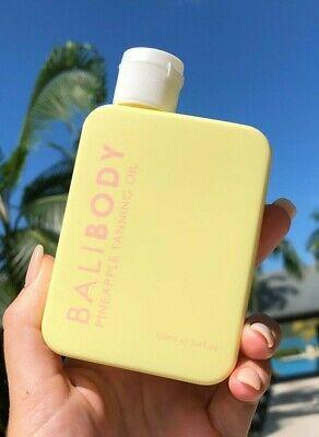 Масло для загара BaliBody Pineapple Tanning Oil SPF 15 100 мл