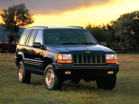 Задняя Пневмоподвеска Jeep Grand Cherokee ZJ