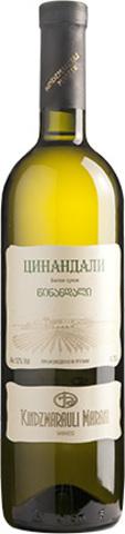 Вино Kindzmarauli Marani Tsinandali, 0.75 л