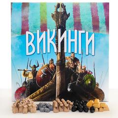 Набор реалистичных ресурсов для игры «Викинги»