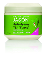 Крем против старения «Время чая» /увлажняющий