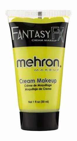 MEHRON Грим на водной основе Fantasy FX,  Ogre Green (Зеленый огр), 30 мл