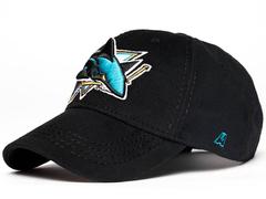 Бейсболка NHL San Jose Sharks (29086) фото 1