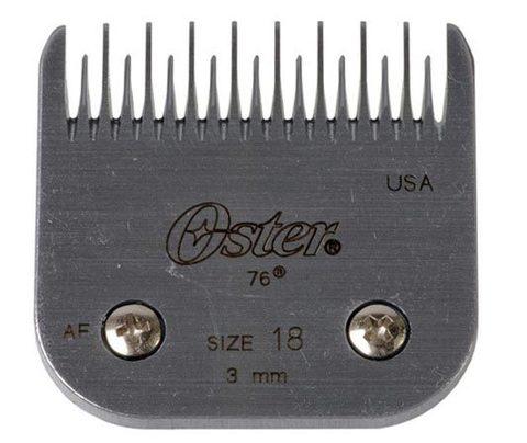 Лезвие филировочное к машинке Oster 97-44 3.2 мм