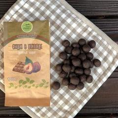 Драже фундук в шоколаде 100 грамм