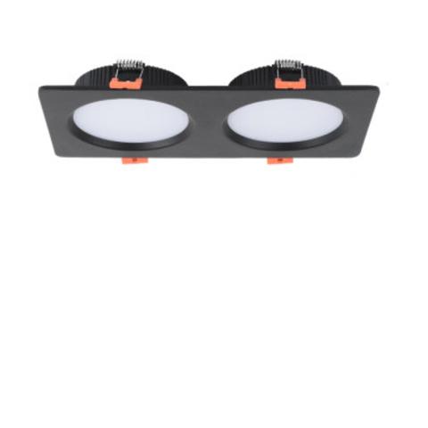 Встраиваемый светильник 19 by DesignLed ( черный )