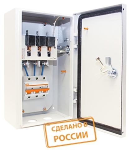 ЯРП-100-32А IP54 (с авт. выкл. ВА 47-100) TDM