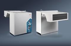 Моноблок Ariada  AMS 105  (Объем ,м3   4 - 12 ),  835х460х800 ,  - 5… +5 °С,   220В,  0,84 кВт