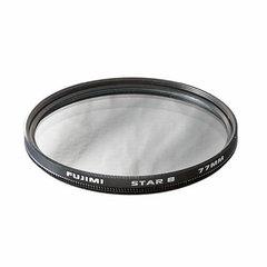 Эффектный фильтр Fujimi Rotate Star 4 на 55mm (4 луча)