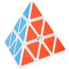 ShengShou Aurora Pyraminx Пирамидка (белый)