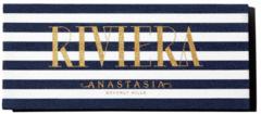 Anastasia Beverly Hills Riviera палетка теней