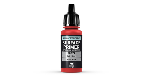 Surface Primer Pure Red 17 ml.