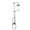 Душевая система с термостатом и тропическим душем для ванны GAUDI 3064G - фото №1