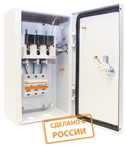 ЯРП-100-63А IP54 (с авт. выкл. ВА 47-100) TDM