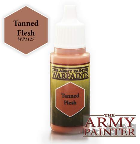 War Paints: Tanned Flesh
