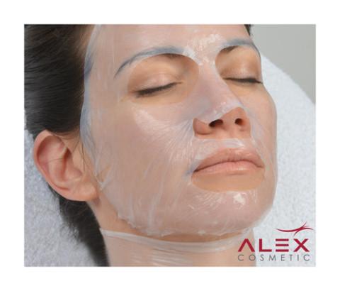 Маска-Патч c фитостволовыми клетками - Alex Bio-Cellulose Stem Cell Face & Neck Mask