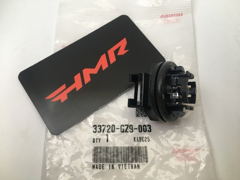 Патрон лампы фары VFR1200 VFR800 33720-GZ9-003 аналог 33711-GZ5-000 33720-GZ5-003