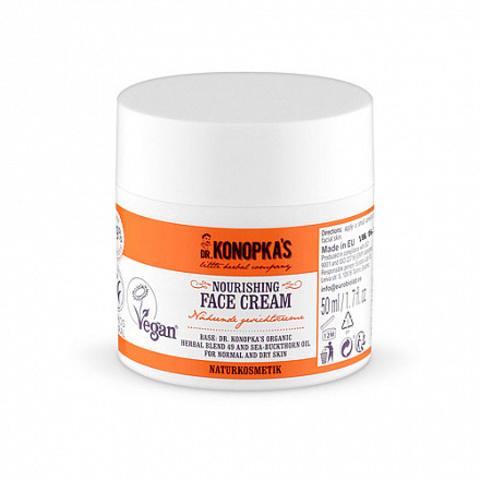 Dr.Konopka's, Крем для лица питательный, 50мл