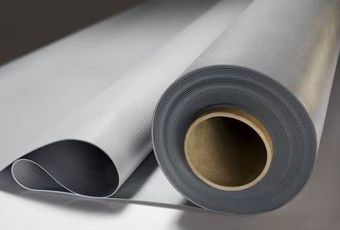 Гидроизоляционная ПВХ мембрана Ruvimat D15 (1,5мм)