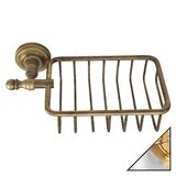Полка Migliore Mirella ML.MRL-M088 CRDO хром-золото