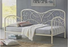 Кровать Инга (Inga) 90 х 200 см glossy ivory