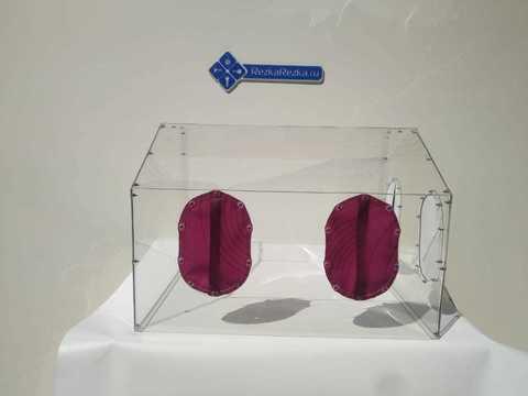 Комплект боксов для интубации в защитной упаковке (29 штук)