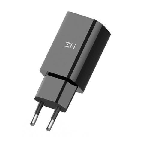 Сетевое зарядное устройство Xiaomi ZMI USB-A 18W QC 3.0 EU (HA612)