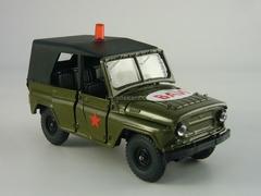 UAZ-469 VAI 1:43 Agat Mossar Tantal