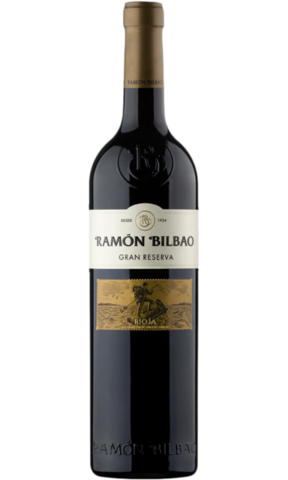 Вино Рамон Бильбао Гран Резерва защ. наим. красное сухое14% Испания