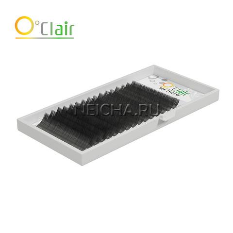 Ресницы O'CLAIR оклер 16 линий MIX